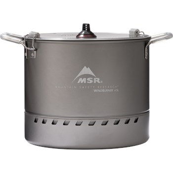 WindBurner® Stock Pot 4.5L