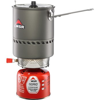 Reactor® 1.7 Stove System