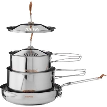 CampFire Cookset S/S Small