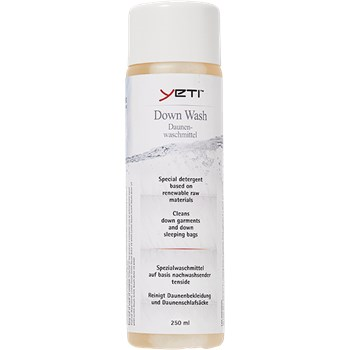 Wash & Care Down Soap, 250 ml